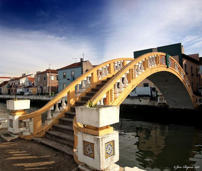 ponte dos carcavelos aveiro