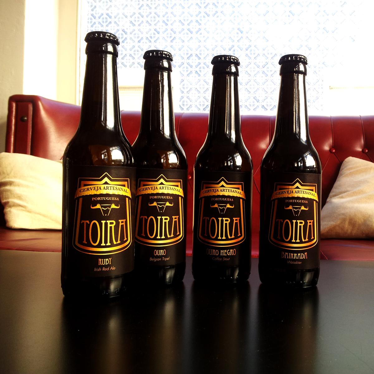 cerveja artesanal toira