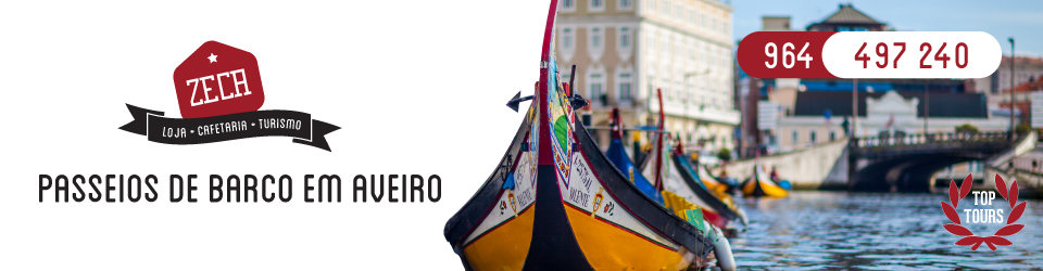 Zeca – Visitar Aveiro
