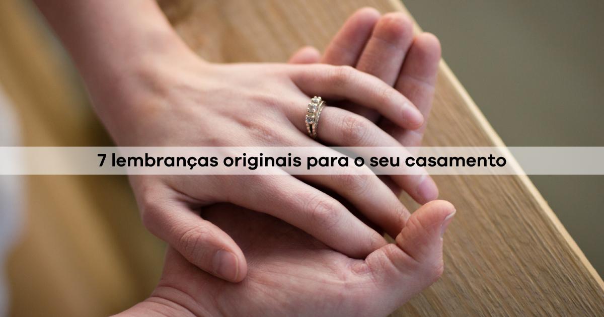 lembracinhas de casamento