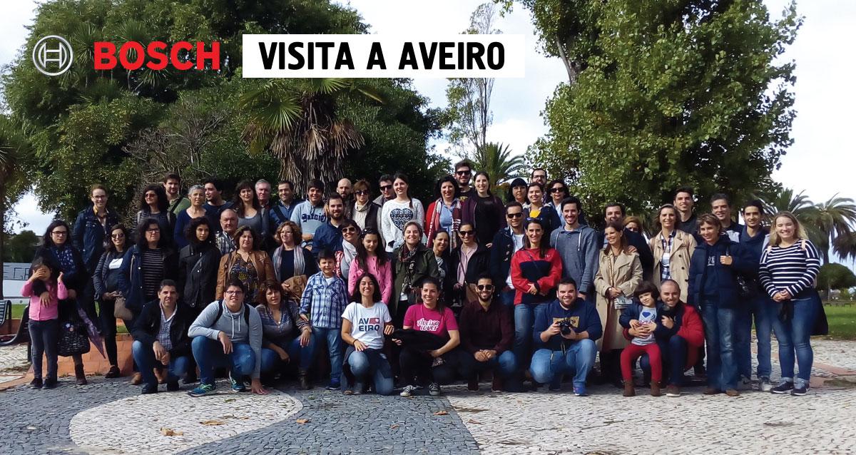 visitas de empresa a aveiro - Bosch