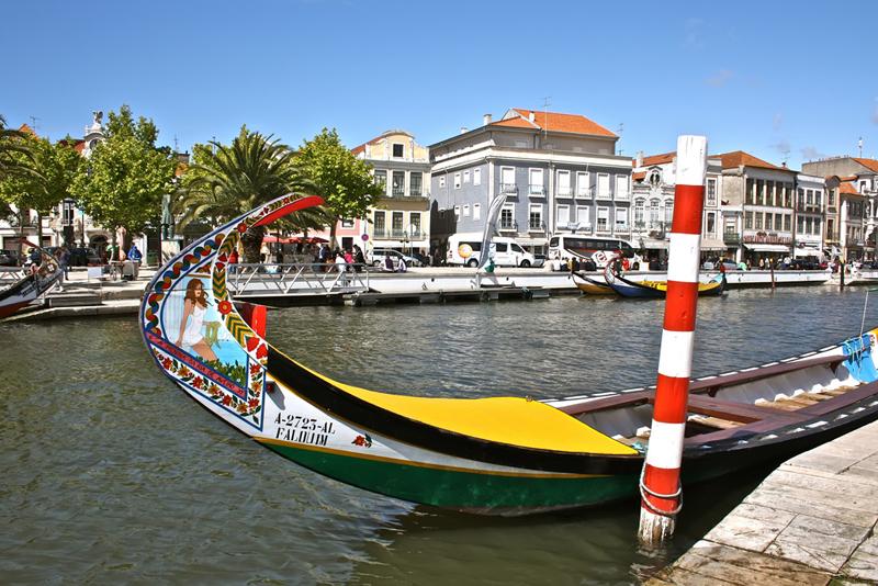 barco moliceiro » passeio de barco em Aveiro