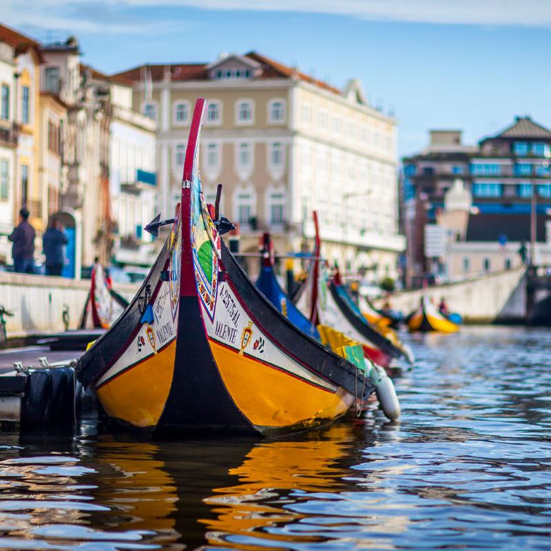 passeio de barco em aveiro